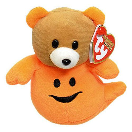 VICTORY the Bear Internet Exclusive TY Beanie Baby 9 inch - MWMTs