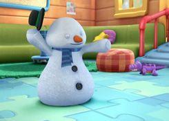 DoctoraJuguetesJuegos.com - Juego: Rompecabezas Baile de Friolín - Juegos de Puzzles de Doctora Juguetes Disney Jugar Gratis Online