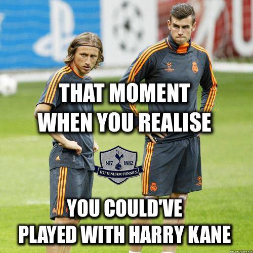 Harry Kane has now scored 12 goals in his last 14 Premier League appearances for Tottenham Hotspur