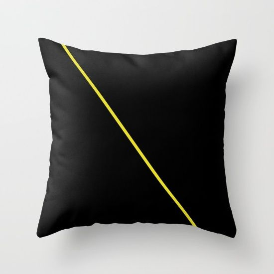 Glimmer Throw Pillow by Bravely Optimistic | Society6