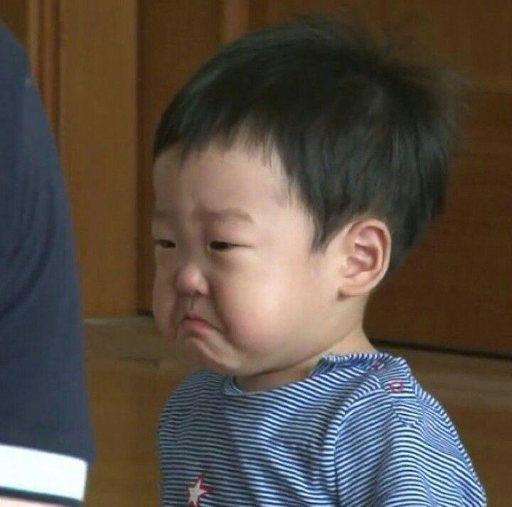 I wanna squish your face! #LeeSeoJun #ReturnOfSuperman ❤❤❤❤❤