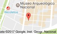 Mapa de Cristina Oria Restaurante & Tienda Gourmet