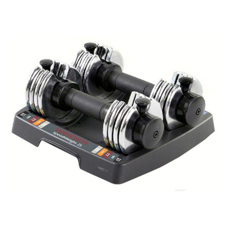 Weider® SpeedWeight™ Hand Weight Set