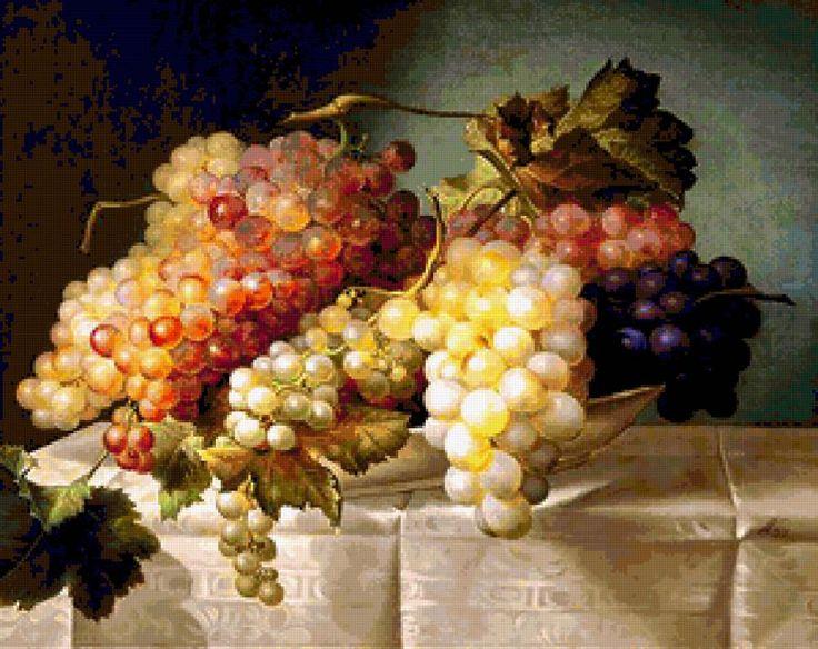 Натюрморт с виноградом Арт. М-129: 13 тыс изображений найдено в Яндекс.Картинках