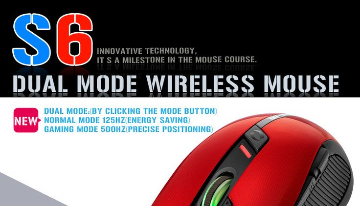 JiaYibing silent mute noiseless wireless mouse dual-mode mouse  wireless gaming mouse bylink M3 S6 free shipping - http://www.pcbuild.guru/products/jiayibing-silent-mute-noiseless-wireless-mouse-dual-mode-mouse-wireless-gaming-mouse-bylink-m3-s6-free-shipping/