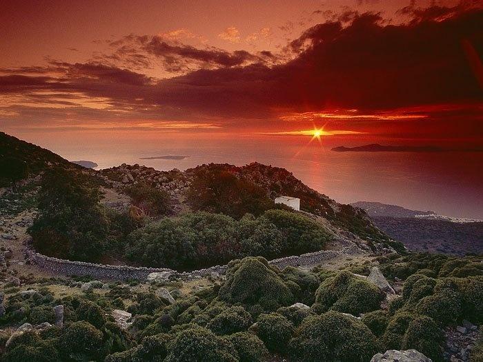 Nisyros Island, Greece