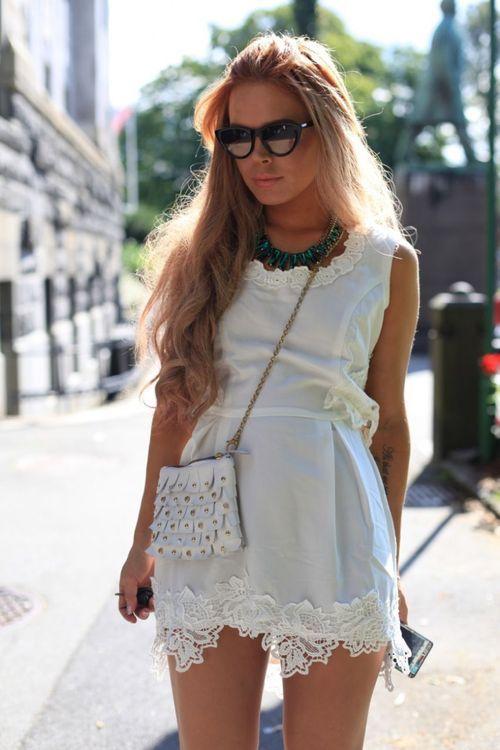 pretaportre: Norwegian fashion blogger Ulrikke Lund ...