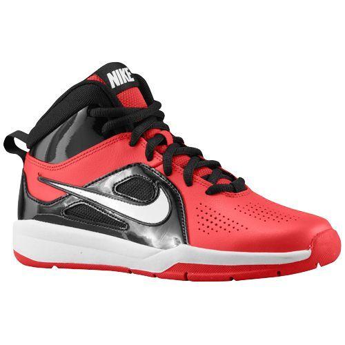 Nike Team Hustle D 6 - Boys' Grade School · Nike Basketball ShoesGym ...