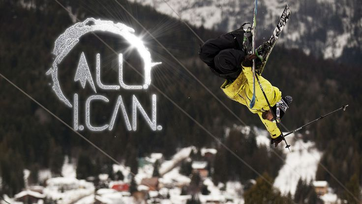 JP Auclair Street Segment (from the All.I.Can ski movie)