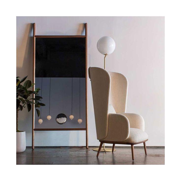 EXTEND MIRRORS - NERI & HU at Spence & Lyda  #solidwood #mirror #design #neri&hu #australia #sydney #timber