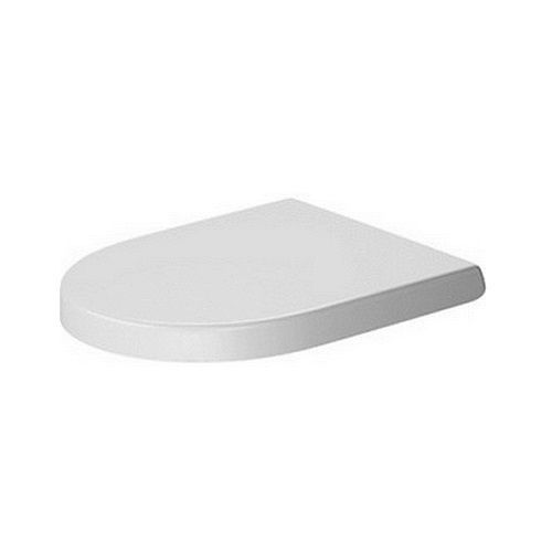 Duravit Toilet seat and Cover with SoftClose (White Alpin)