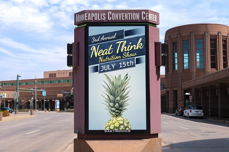 4 Reasons to Leverage Digital Displays at Conventions