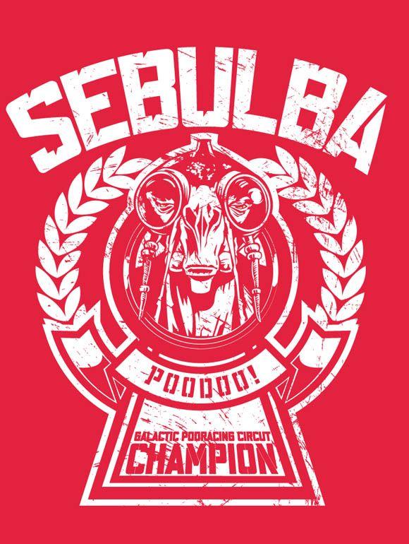 Sebulba - Star Wars - Joshua M. Smith