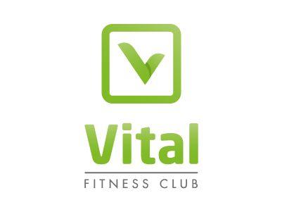 diseño-logos-gym-10  Vital Fitness Club, diseñado por Logoplanet