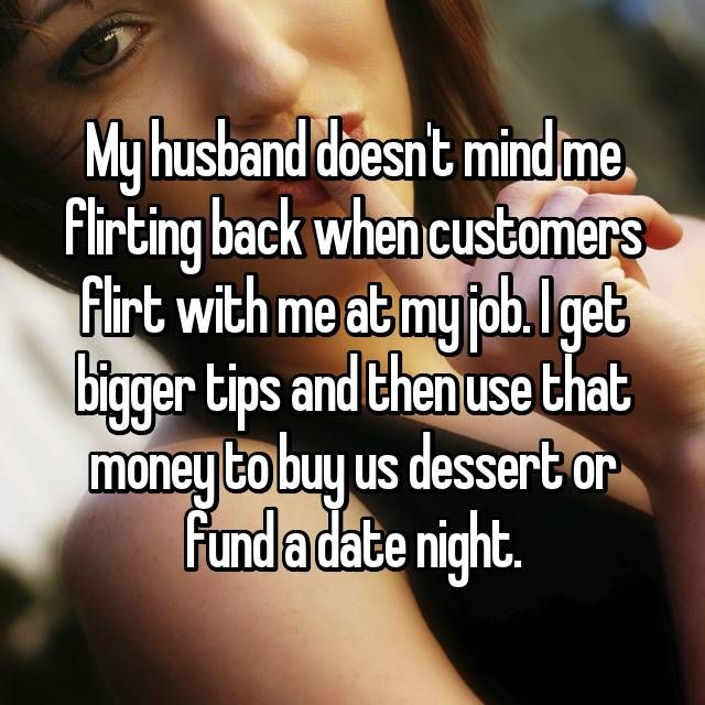 Husband flirting - askmehelpdeskcom