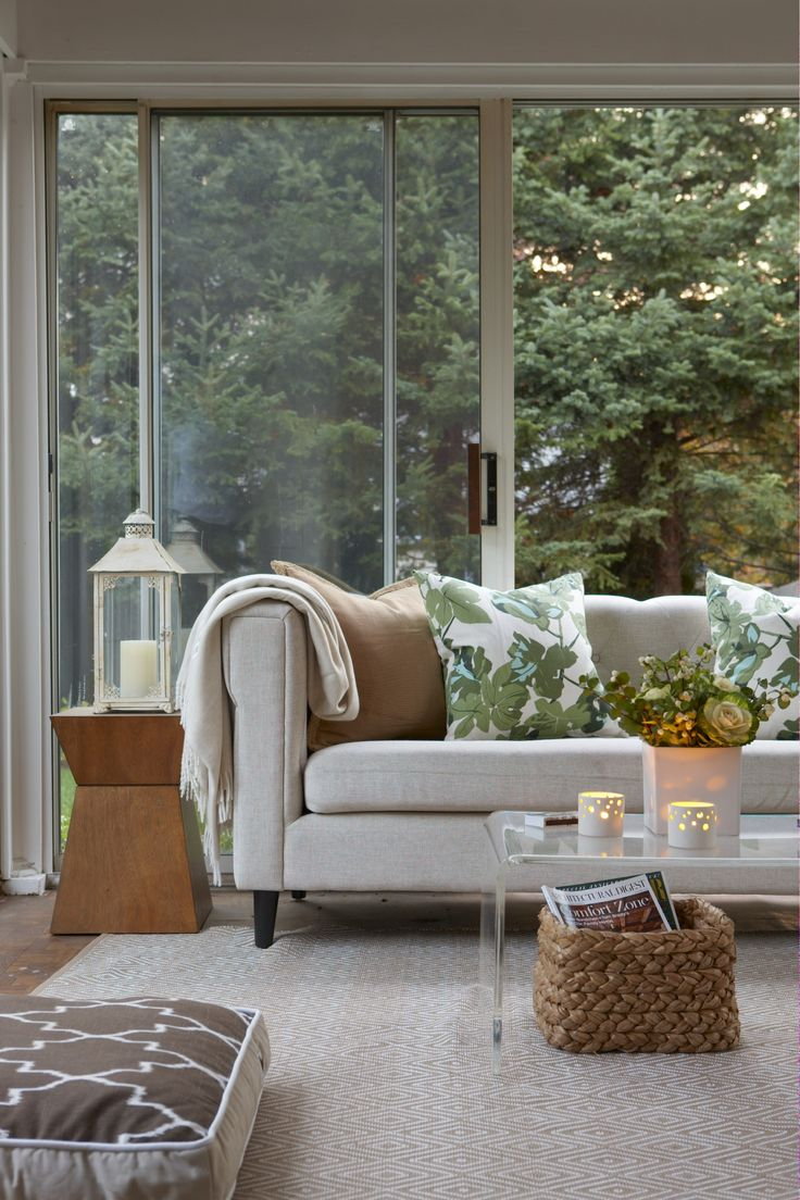 Elements of Style Blog | Dreaming of A Sunroom. | http://www.elementsofstyleblog.com