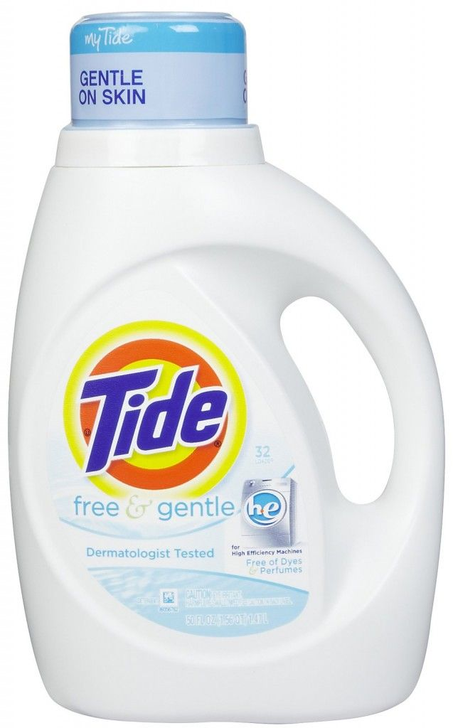 Tide Laundry Detergent, Only $2.74 at Walgreens!