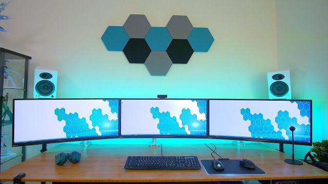 جيمينج سيت آب خراااافي Game Room Design Gaming Room Setup Ultimate Gaming Setup