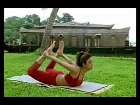 Shilpa shetty's 15 minutes of yoga