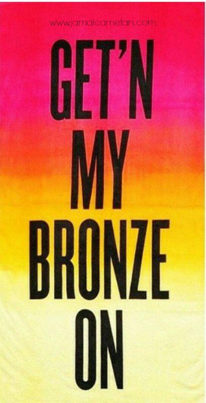 Get your bronze on with Jamaica Me Tan sunless!! #jamaicametanusa #sunless…