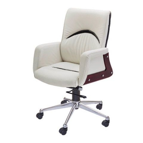The Revolving Chair Base Coleman Directors Low Back With Gas Lift 85mm Wooden Structure Chrome Tilting Mechanism