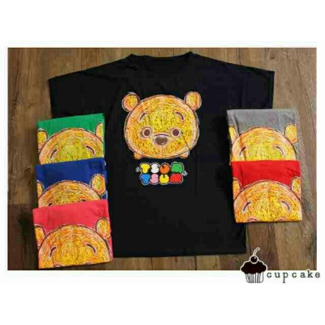 Saya menjual Kaos wanita / kaos lengan pendek / jumbo pooh / size XXL seharga Rp55.000. Dapatkan produk ini hanya di Shopee! https://shopee.co.id/ssfashionkaos/462267967 #ShopeeID