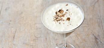Eggnog is everywhere at the holiday season.  In fact you can buy it at every gas station, without alcohol of course. There is something extremely gratifying about making your own eggnog and it tastes better.