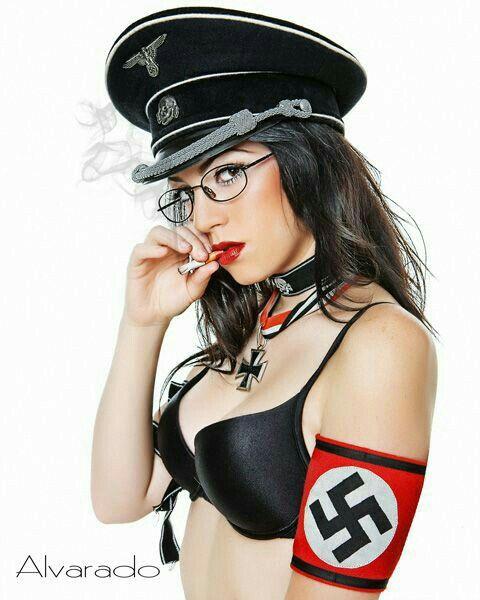 Sexy nazi girls porn