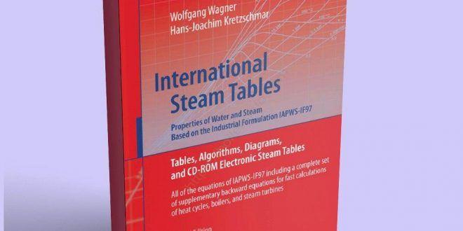 International Steam Tables Steam Tables Steam Boiler Steam