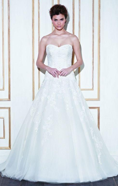 Blue by Enzoani wedding dress - Galloway