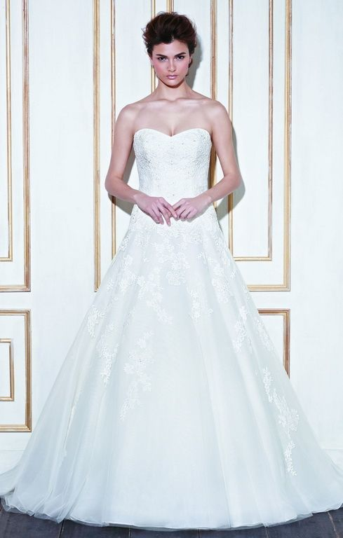 Blue by Enzoani wedding dress - Galloway