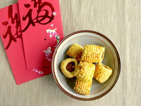 It's Chinese New Year already? I thought we just celebrated Christmas? Gosh, these two festive seasons are so close to each other, I can barely find time to spring clean the house! However, I manag…