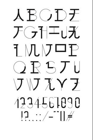 Casprand Typeface