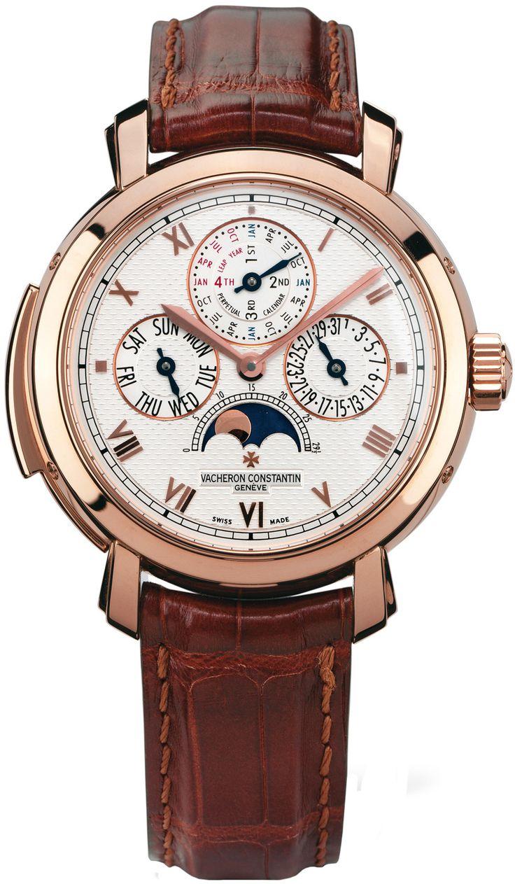 Vacheron Constantin Malte Minute Repeater Perpetual Calendar 30040/000r-9090 LIMITED