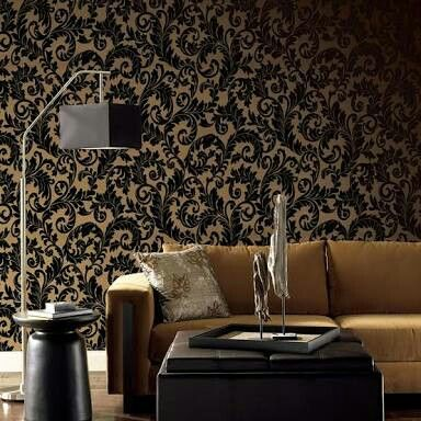 A rich wallpaper can show your rich personality...