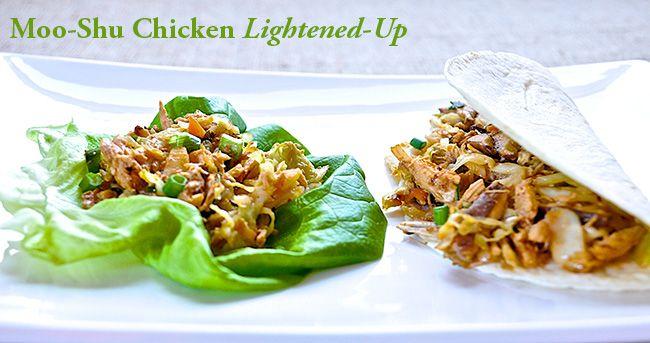 Chicken Francese - Lightened Up Recipe — Dishmaps