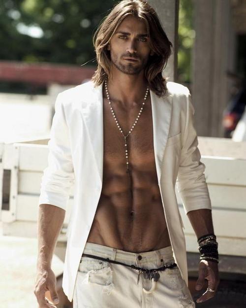 Theo TheodoridisThis Man, But, Sexy, Long Hair, Beautiful, Hot, Eye Candies, Handsome Man, Theo Theodoridis