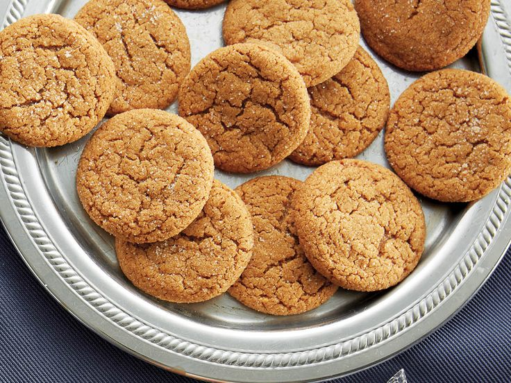 Chewy, spicy and delicious, these ginger crackle cookies are a classic at Christmas (and any other time of year). Get this recipe and more at Chatelaine.com