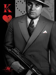 a biography of al capone one of the most known mobsters in the united states Some of the most notorious mobsters in history were the mentioning the notorious al capone basically, no one messed united states restricted mode.