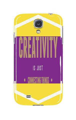 Creativity Mobile Case - iPhone - Samsung - Tablet