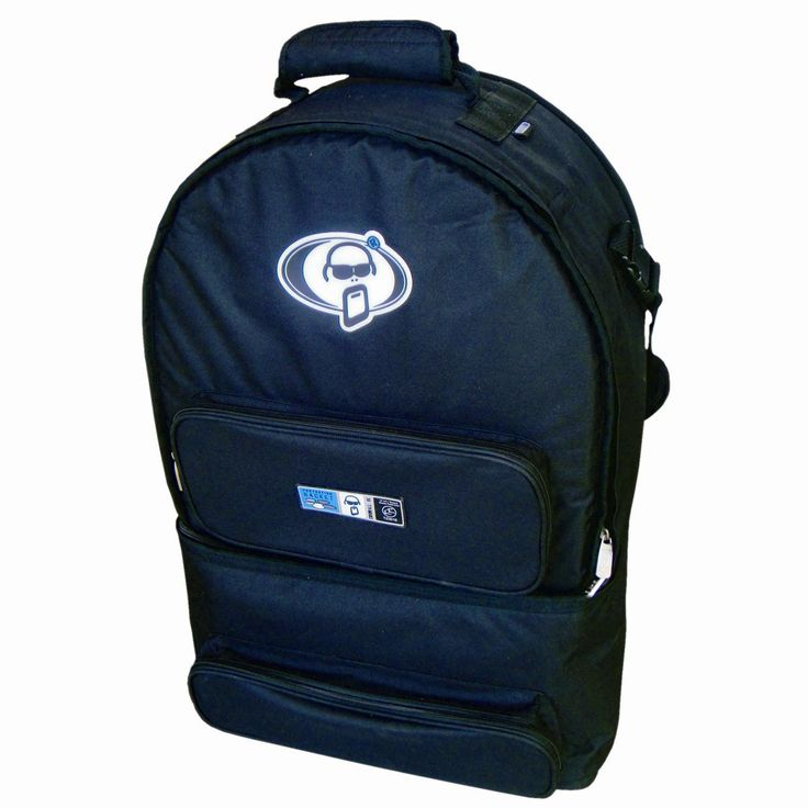 Protection Racket 3275-46 Snare & Double Bass Drum Pedal Backpack Case