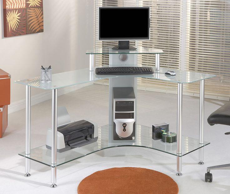 glass-corner-desk-ideas