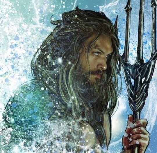 Aquaman, Comic Books Art, Art
