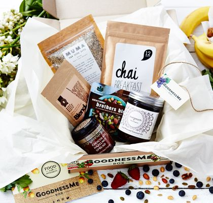 147 best subscription box goodies images on pinterest budget for australian clients friends goodness me has a number of beautiful boutique gift boxes for the health design lover in your lifecluding a sugar free negle Gallery