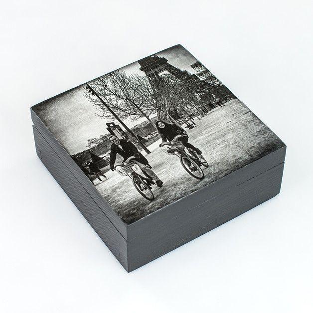 Pudełko paryskie - MagicPoland - Skrzynki i pudełka