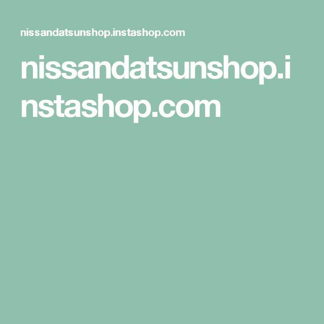 nissandatsunshop.instashop.com