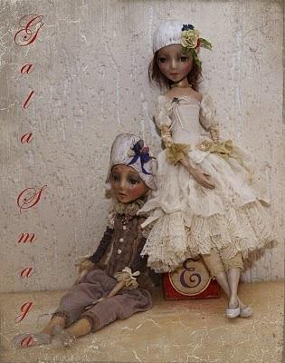 Gala Smaga dolls