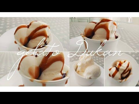 Cucina Dulight - Gelato Dukan (videoricetta) - YouTube