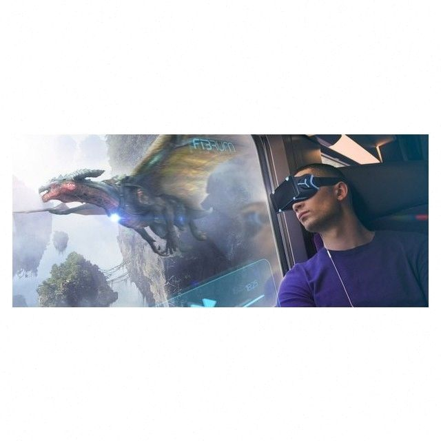 """An awesome Virtual Reality pic! Microsoft Xbox обещает стать """"пожирателем"""" виртуальной реальности  Компания Microsoft решила всерьёз взяться за виртуальную реальность. При этом что интересно фирменный проект компании  очки-шлем HoloLens  ориентирован на работу с дополненной реальностью. Как заявил на E3 представитель Microsoft для погружения компания будет использовать игровые консоли Xbox (настоящие и будущие) поддержанные широким спектром оригинальных разработчиков. Компания отказалась…"""