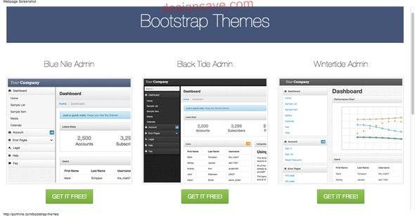 15  Best Free Responsive Admin Dashboard Templates